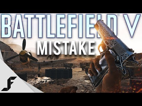 This Is A Mistake For Battlefield 5 - DICE Responds