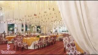 Luxurious Wedding held at The Cabbana Resort & Spa