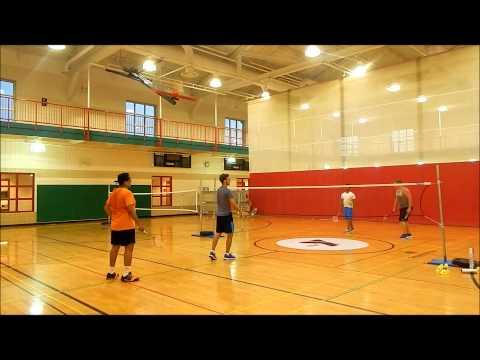 Fort Wayne Badminton Club Play 8-5-2015