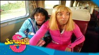 🚆 Samantha prend le train (1) 💛 Samantha Oups !
