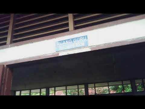 Ruang Guru SMA Negeri 4 Kota Siantar Terbakar