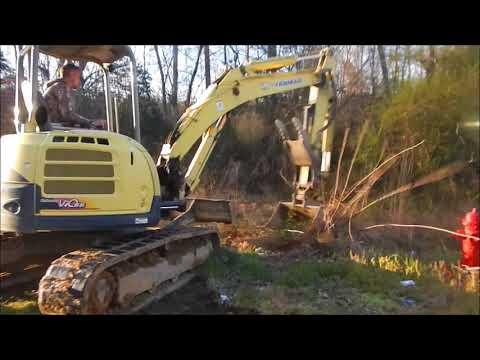 Busting A Beaver Dam