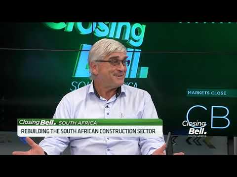 Rebuilding the South Africa's construction sector