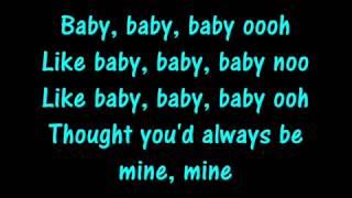 Download lagu Baby Justin Bieber Lyrics MP3