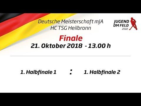 UHC Live - Finale - Jugend DM - MJA - 21.10.2018 - 13.00 h