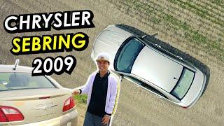 Chrysler Sebring 2009 Review A Cinematic Film | Test Drive Chrysler Sebring...
