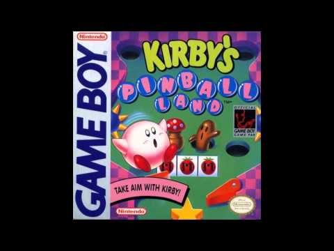 Kirby's Pinball Land - Title Theme (1 Hour)