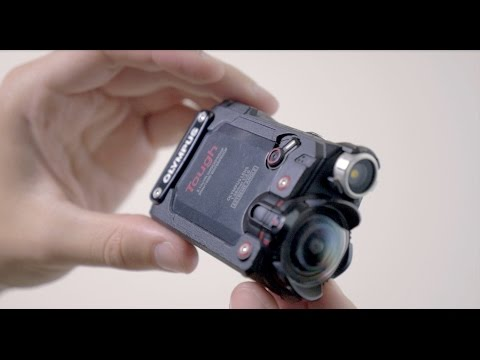 Olympus TG Tracker - Review and Sample Footage