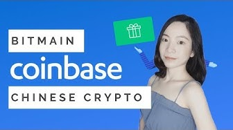 Bitmain reveals its total hashrate | China's forum token TYT | Coinbase crypto gift cards