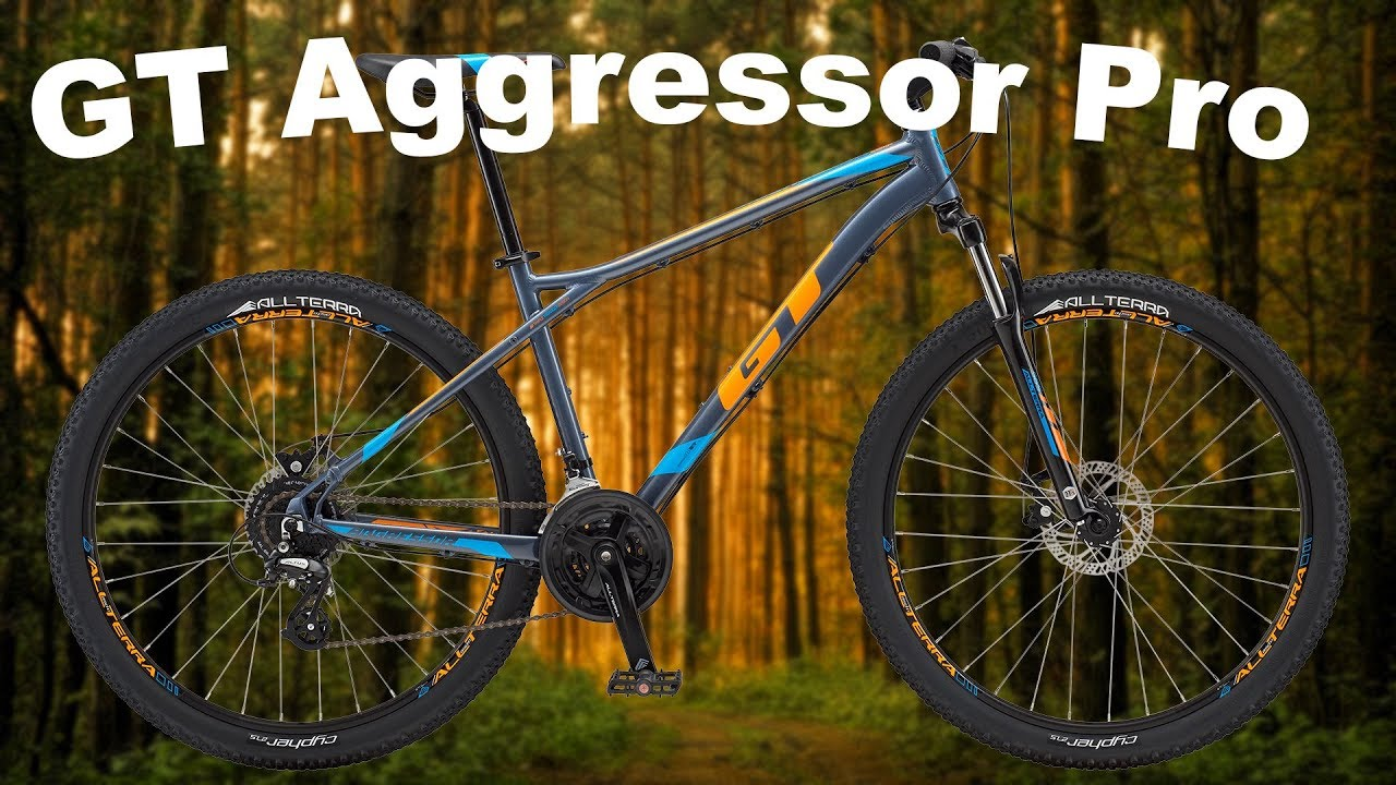 The Gt Aggressor Pro Mountain Bike Review And Unboxing 2018 Budget