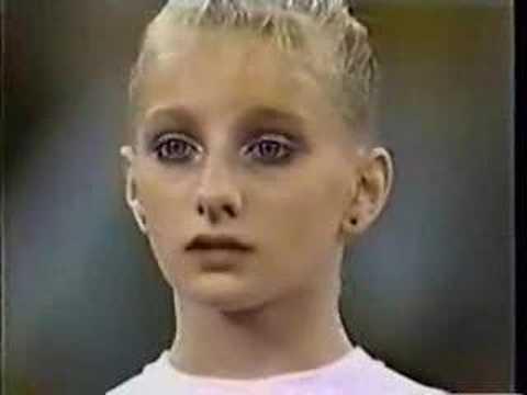 Olympic Champions - Barcelona 1992 All-Around - Tatiana Gutsu