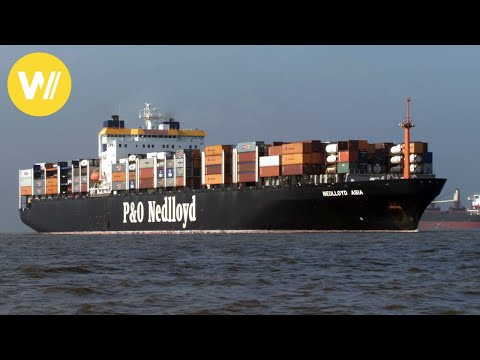 Container Ships: Giants od the Seas