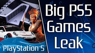 Big PS5 Games Leaked Before Reveal Event | Silent Hill PS5, Gran Turismo 7 & PS5 Gameplay Priority