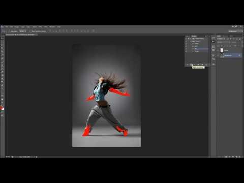 Power 2 Photoshop Action Tutorial