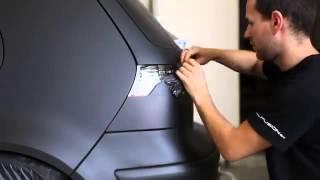 Жидкая резина - VW Golf IV, без звука (извините)(Жидкая резина - совершенно новый способ выделить свой автомобиль из толпы и заявить о себе. Наносится легко,..., 2013-09-14T20:28:28.000Z)
