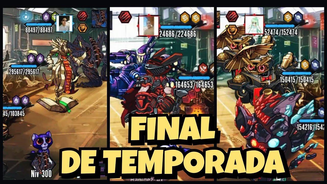 Download ASÍ FUE EL ÚLTIMO DIA DE TEMPORADA EN EL PVP 🔥   Mutants Genetic Gladiators - Manuellewe
