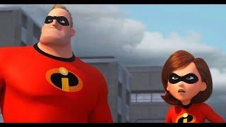 Los Increíbles 2 Trailer Español Hd Youtube
