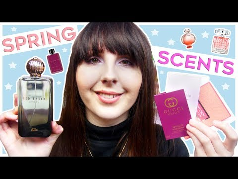 Trying New Spring 2018 Perfume Launches #2 | Behind The Scent