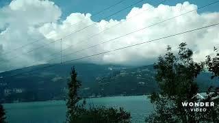 Switzerland Valley and Italian Lake : Train Journey from Milan
