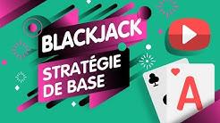Blackjack : Maitriser la stratégie de base en 5 min. en 2018 (Gros Gains Assurés)