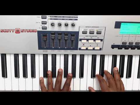 Let Praises Rise Piano Tutorial