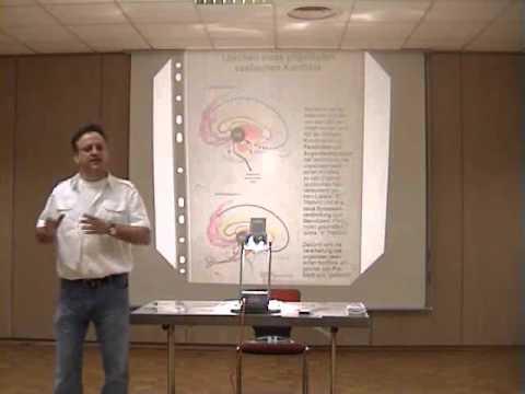 Vortrag: Kopfschmerzen Migräne Tinnitus Ohrgeräusche Rückenschmerzen Wirbelsäule Therapie Doku
