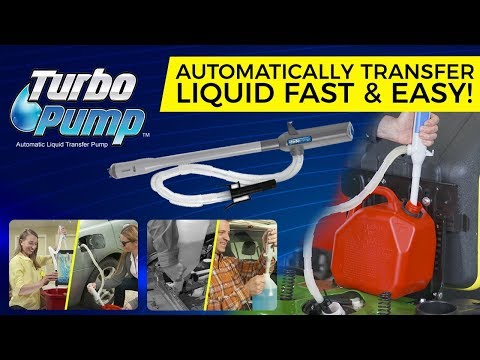 Portable Power Water Fuel Transfer Battery Pump Water Change Pump Automatic Battery Operated Pump with Auto Stop Electric Fish Tank Automatic