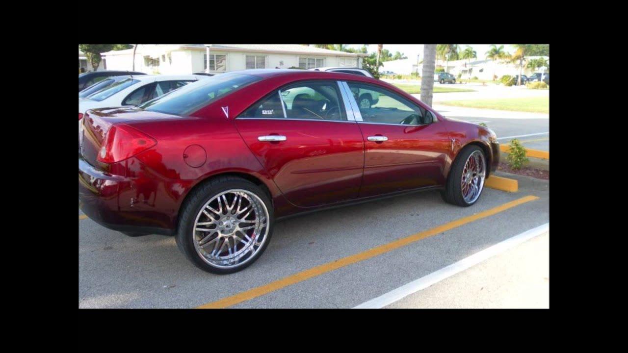 2007 Pontiac G6 On 22 Quot Asanti Rims Youtube