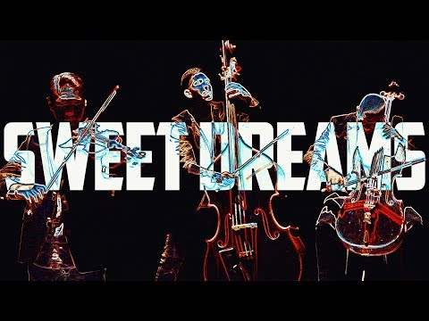 Sweet Dreams (Are Made of This) - Eurythmics (violin/cello/bass cover) - Simply Three