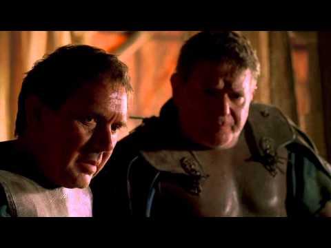 Rome Pompey Magnus sending letter to Caesar HD