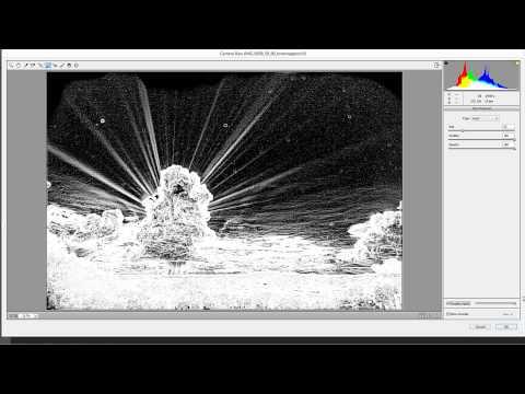 Removing Dust Spots in Adobe Camera Raw 8.4.1 (CC)