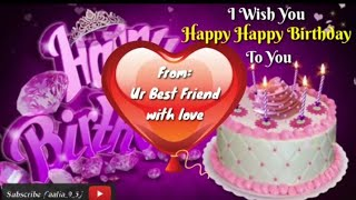 Happy Birthday dj song whatsapp status video || Saal Bhar me sabse pyara hota hai ek din status ||