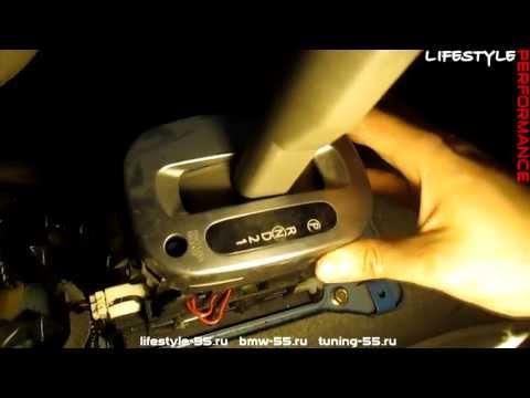 LifeStyle Performance - Замена лампочки подсветки АКПП Nissan March K12