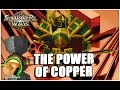 SUMMONERS WAR : The Power Of Copper (Wind Living Armor)