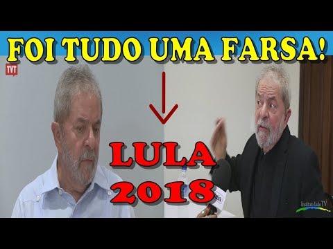 Candidatura do Lula 2018 - Entenda a farsa!