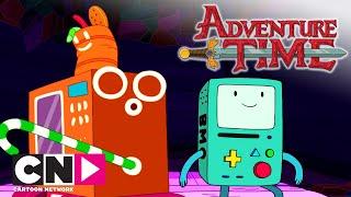 Время приключений | Мир сласти | Cartoon Network