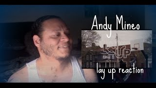 Andy Mineo Lay up music video reaction