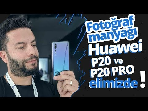 Huawei P20 & P20 Pro First Look