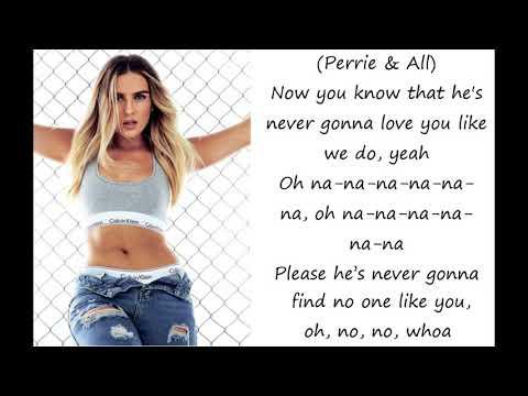 Little Mix  - Told You So (Lyrics)