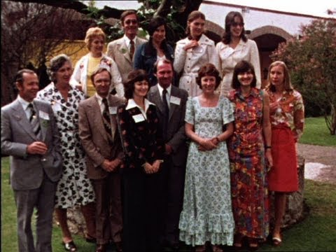 Australian delegation at the 1975 World Conference of the International Women's Year