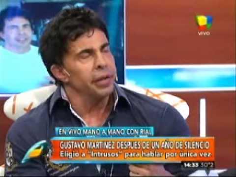 Gustavo Martínez: Felipe me dice que quiere abrazar a su papá