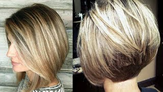 Amazing Bob Hairstyles for Women with Thin Hair & Fine Hair