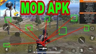 PUBG Mobile Hack 🔴 Live Gameplay PUBG Mobile Cheats - Download APK [AIM|NoRecoil|Wallhack|Speed]