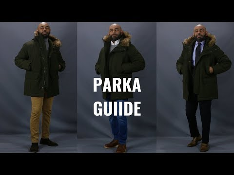 How To Wear A Parka/How To Buy A Parka
