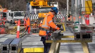 Light Rail Construction Update September 2017