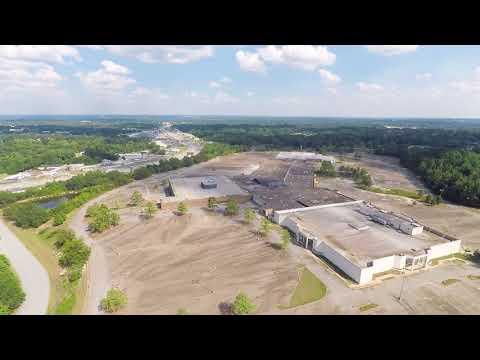 Regency Mall Drone Flyover 9-4-2017