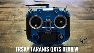 Review of FrSKy Latest Taranis QX7S