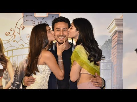 Student of The Year 2 Trailer Launch Full Video HD-Tiger Shroff,Tara Sutaria,Ananya Panday | SOTY 2