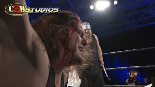 CZW: Father Matthew Tremont destroys the most important person in Joey Janela's life