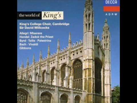 World of King's - hodie beata virgo